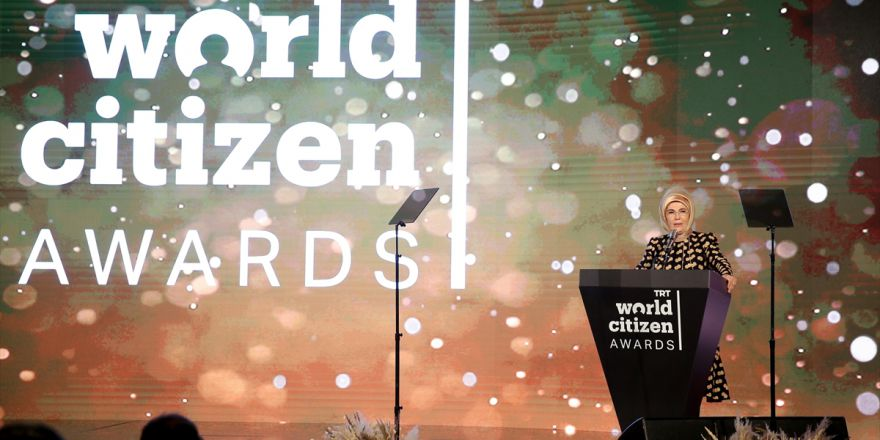 Trt World Citizen Ödül Töreni