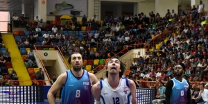 Türkiye Basketbol 1. Ligi Play-off Yarı Final